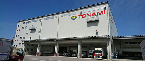 Nichi-Iko & Tonami Transportation Toyama Distribution Center