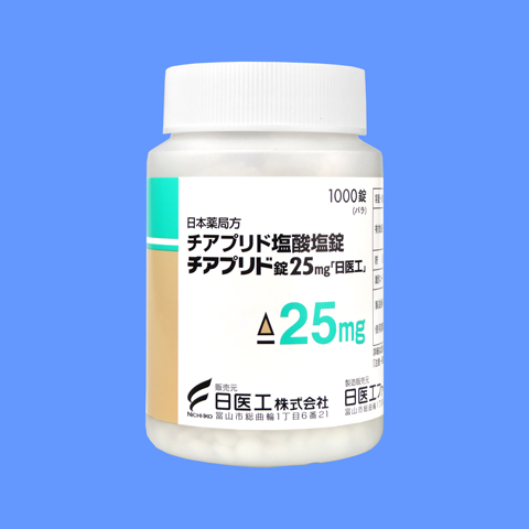 塩 チアプリド 塩酸