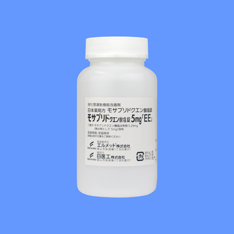 酸 塩 クエン モサプリド